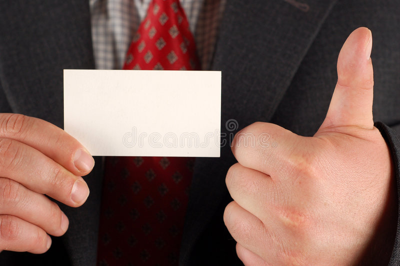 Download Visiting card #5 stock image. Image of blank, male, concept - 2619331