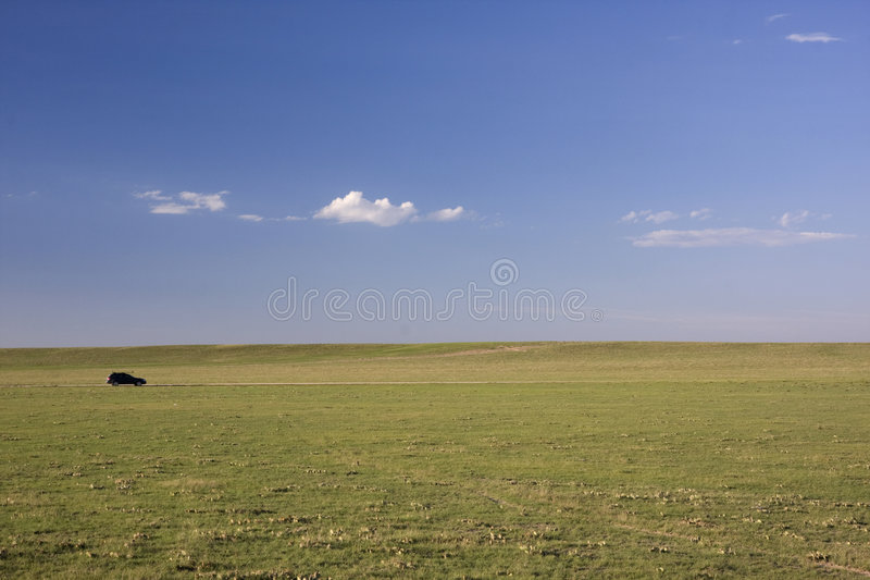 Visiting Pawnee National Grassland stock images