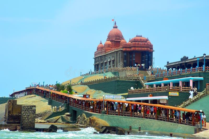 Download Kanyakumari Vivekananda Rock Memorial Editorial Stock Image - Image: 29895919