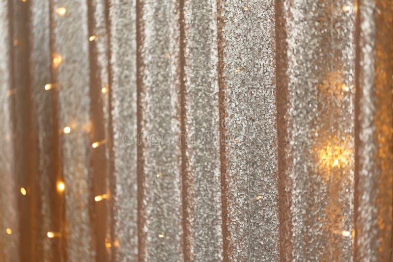 Vislumbrar o ponto do borrão ilumina o fundo do Natal imagens de stock royalty free