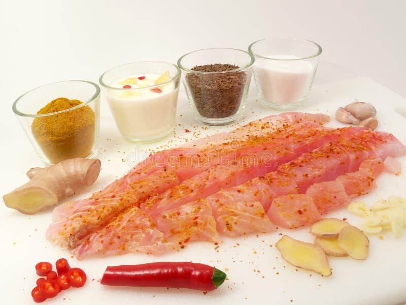Download Vissen stock foto. Afbeelding bestaande uit peper, indisch - 10782714
