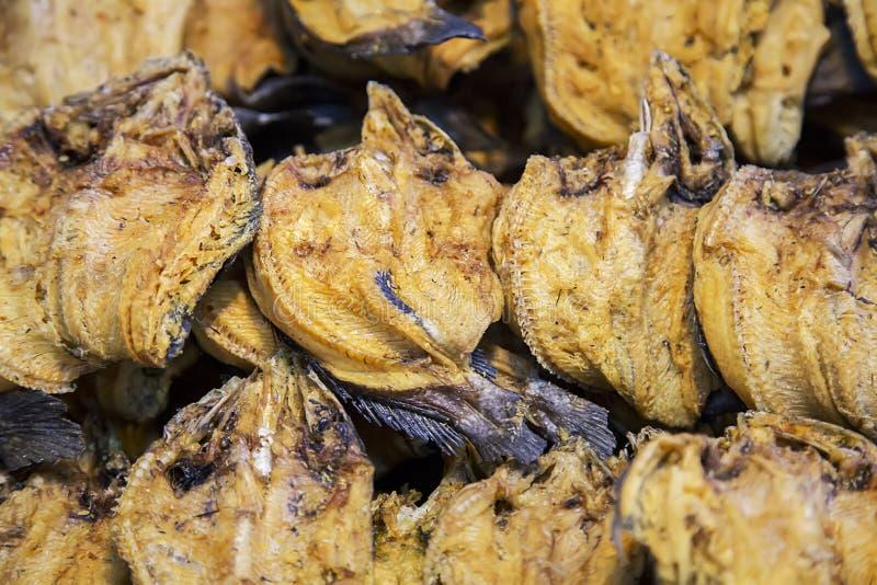 Vissen op de markt royalty-vrije stock fotografie