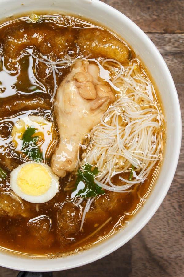 Vissenkrop, Chinees voedsel royalty-vrije stock afbeeldingen