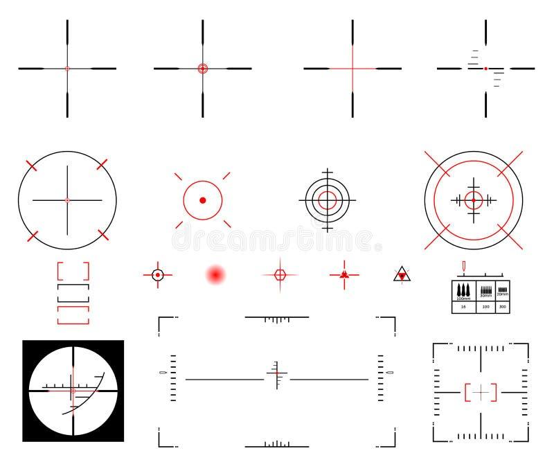 vista ilustración del vector