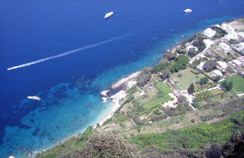 Download Vista Aerea Del Ricorso Litoraneo Immagine Stock - Immagine di destinazione, barche: 3130207
