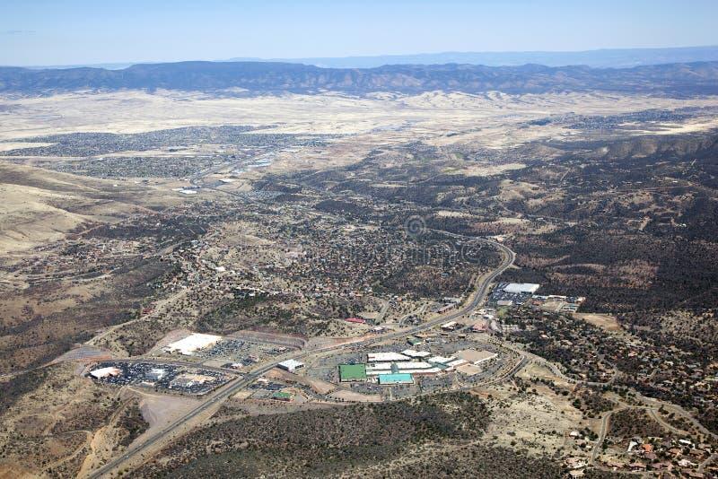 Valle di Prescott fotografia stock libera da diritti