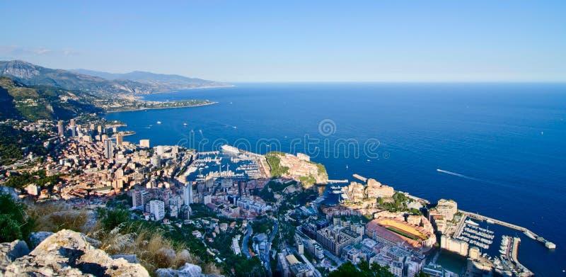 Vista areale della Monaco immagine stock libera da diritti