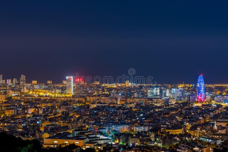 961 Barcelona Vista Da Cidade Na Noite Fotos Fotos De Stock Gratuitas E Fotos Royalty Free Dreamstime