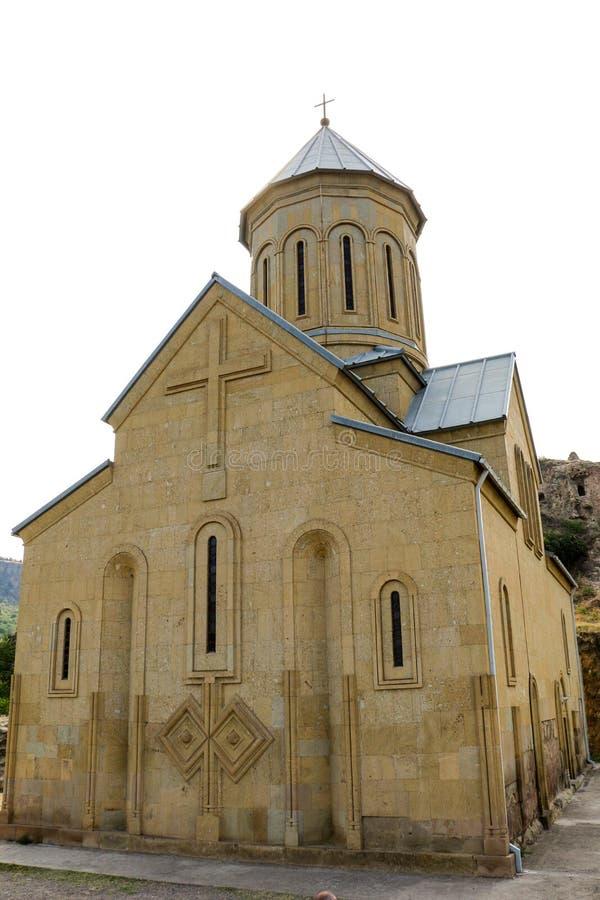 Vista da igreja do St Nikolas foto de stock royalty free