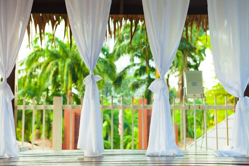 A vista da janela fotografia de stock royalty free