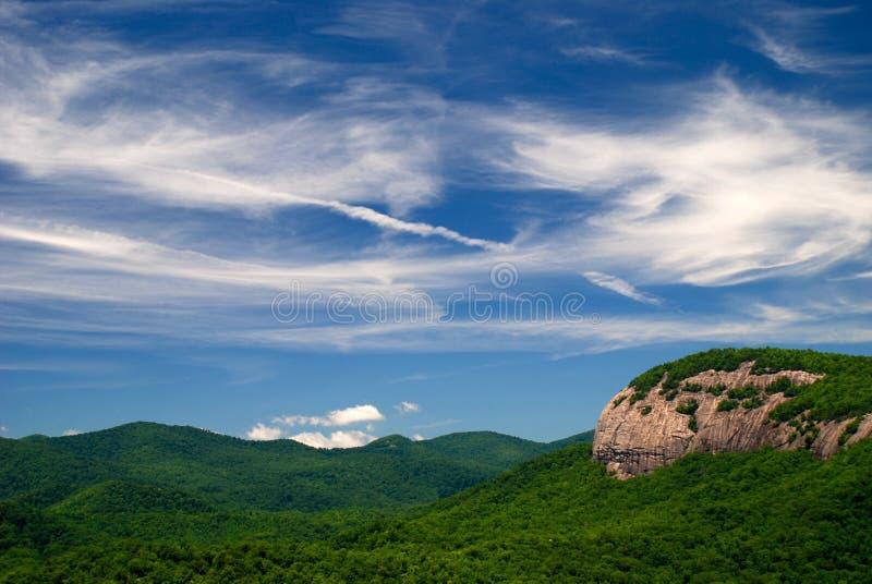 Vista da John Rock fotografia stock