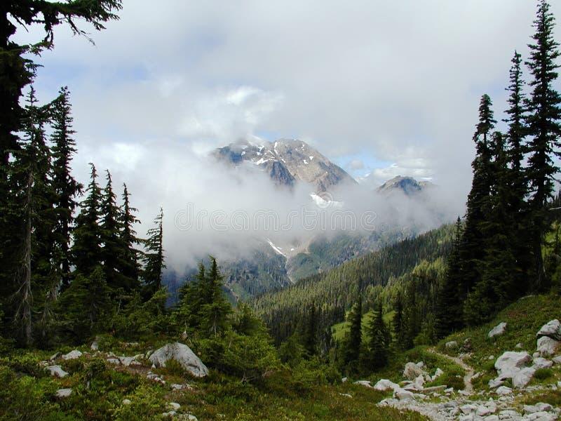 Download Vista Da Passagem De Crosse Do La Imagem de Stock - Imagem de montanhas, naughty: 60739