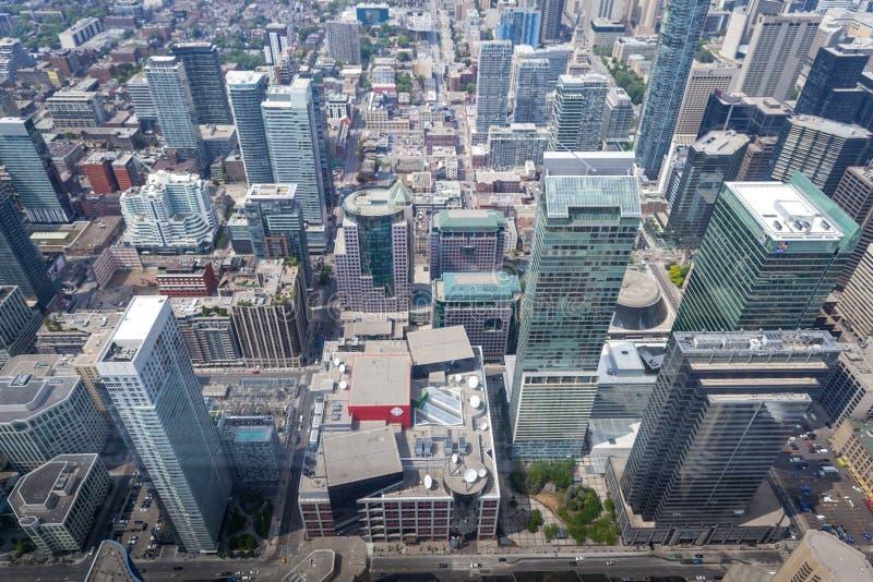 Vista da torre da NC imagens de stock