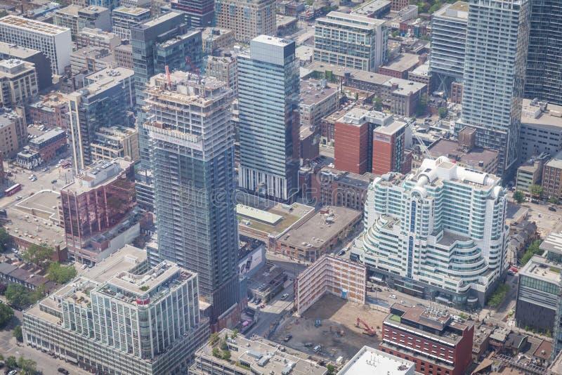 Vista da torre da NC fotos de stock royalty free
