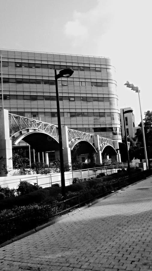 Vista dalla città fotografia stock