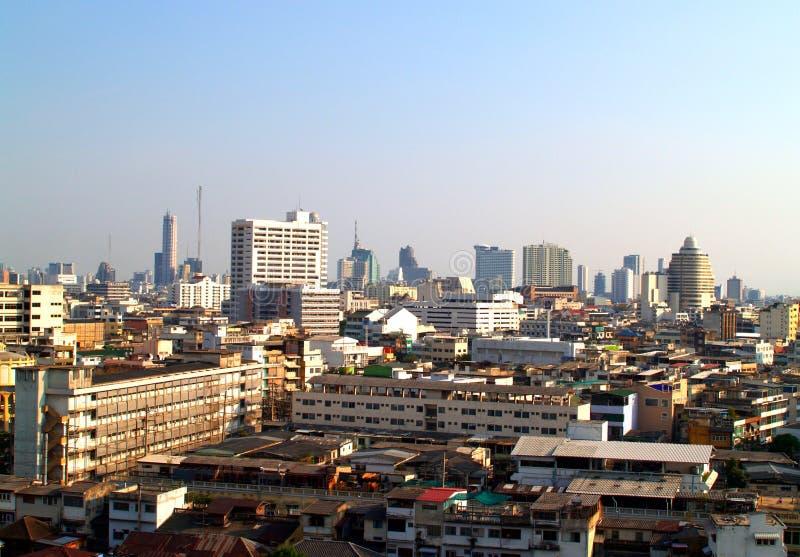 Download Vista de Banguecoque imagem de stock. Imagem de transporte - 534543
