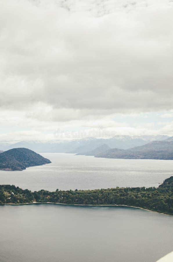 Vista de Cerro Campanario fotos de stock royalty free