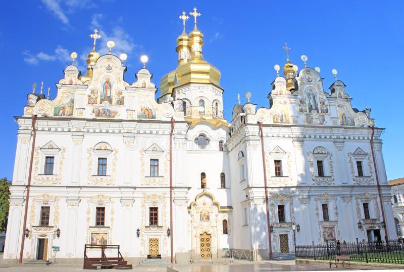 Vista de la catedral de la asunción fotografía de archivo libre de regalías