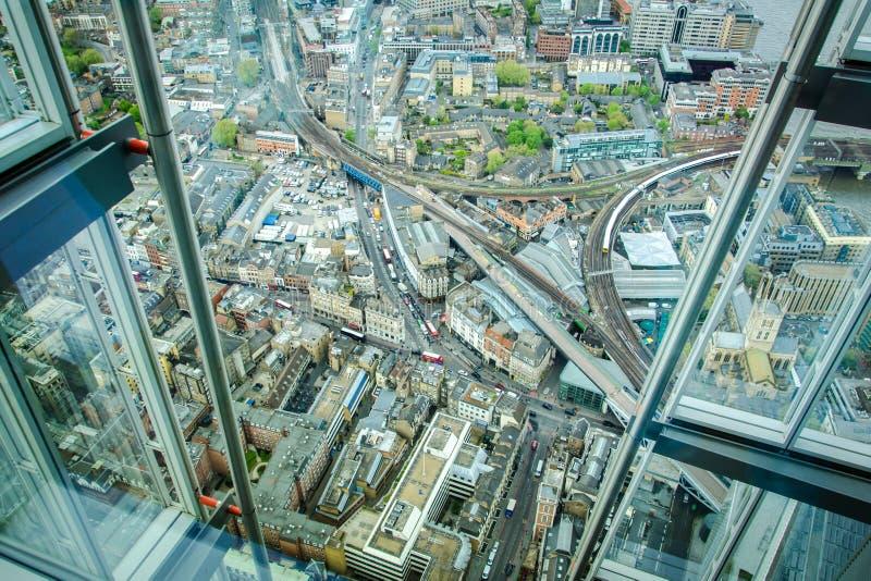 Vista de Londres imagem de stock royalty free