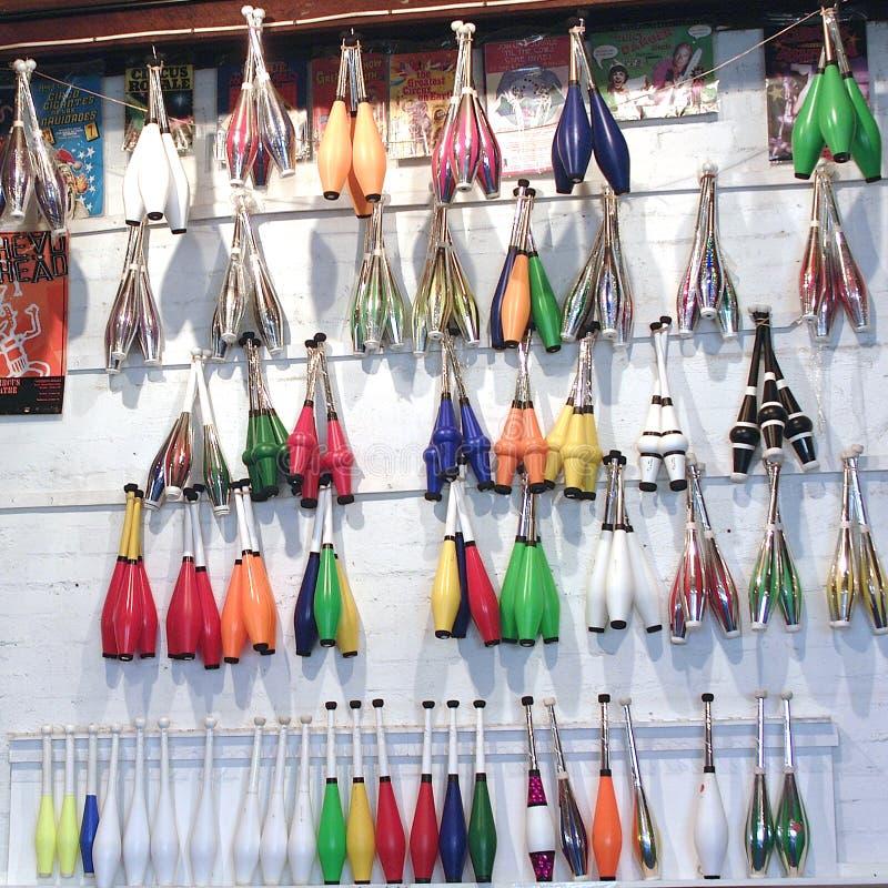 Vista de una tienda del juglar en Melbourne fotos de archivo