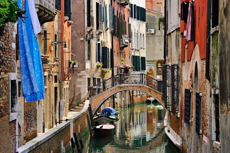 Vista de Veneza. imagens de stock royalty free
