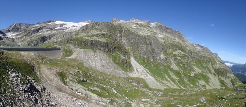 Vista de Weissee fotografia de stock