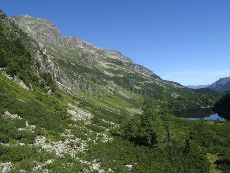 Vista de Weissee, imagens de stock