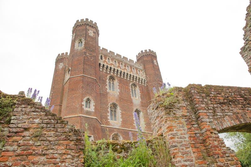 Download Vista del castillo foto de archivo. Imagen de inglaterra - 41921622