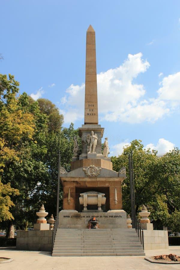Vista del centro histórico de Segovia monumento imagen de archivo