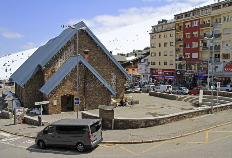 Vista del Pas de la casa fotos de archivo libres de regalías