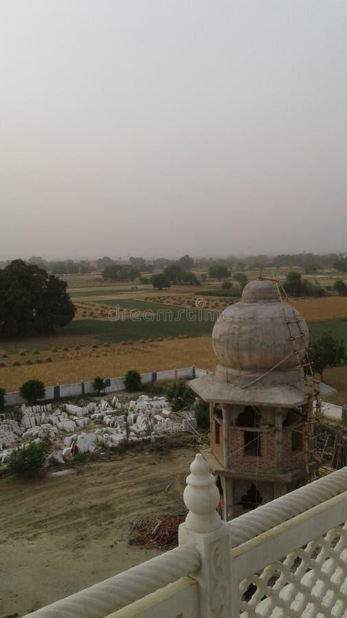 Vista del villaggio immagine stock libera da diritti