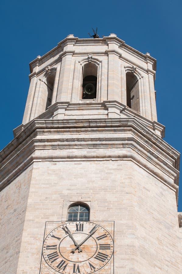 Vista della cattedrale fotografie stock libere da diritti