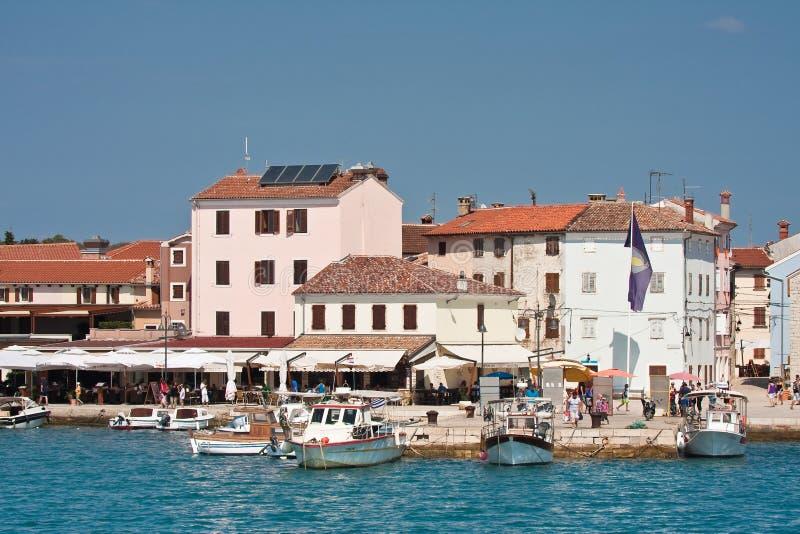 Località Di Soggiorno Fazana, Croazia Fotografia Stock Editoriale ...
