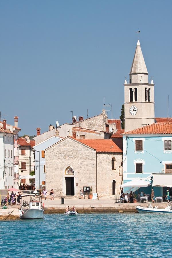 Località Di Soggiorno Fazana, Croazia Fotografia Editoriale ...
