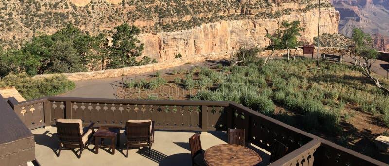 Vista della serie presidenziale di Grand Canyon immagine stock