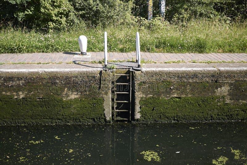 Vista dello stoppino di Hackney fotografia stock libera da diritti