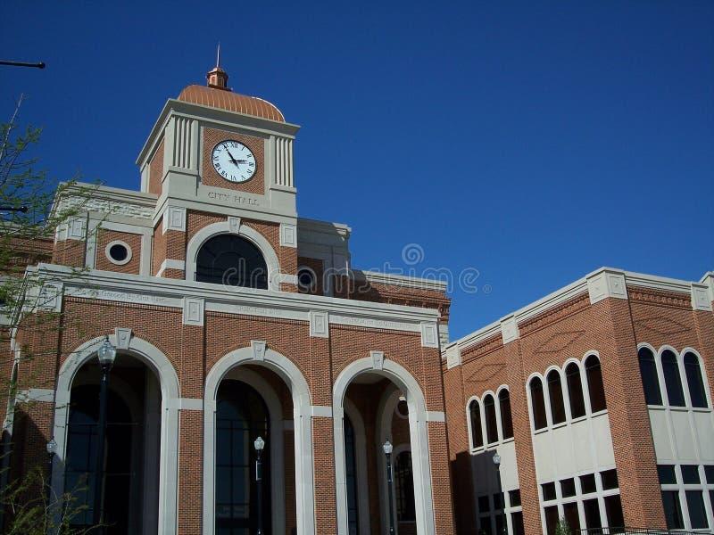 Vista Di Angolo Del Tribunale Fotografia Stock Libera da Diritti