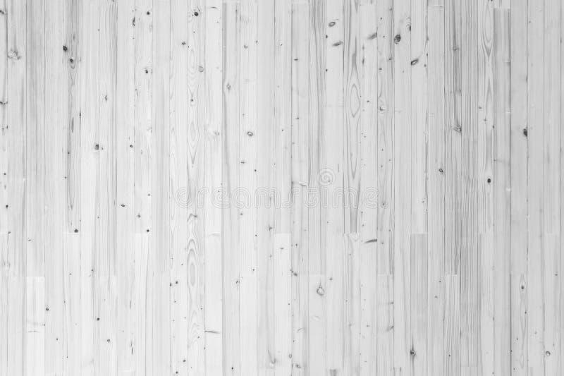 Vista di legno pulita bianca del piano d'appoggio del fondo del pavimento di texure fotografia stock libera da diritti