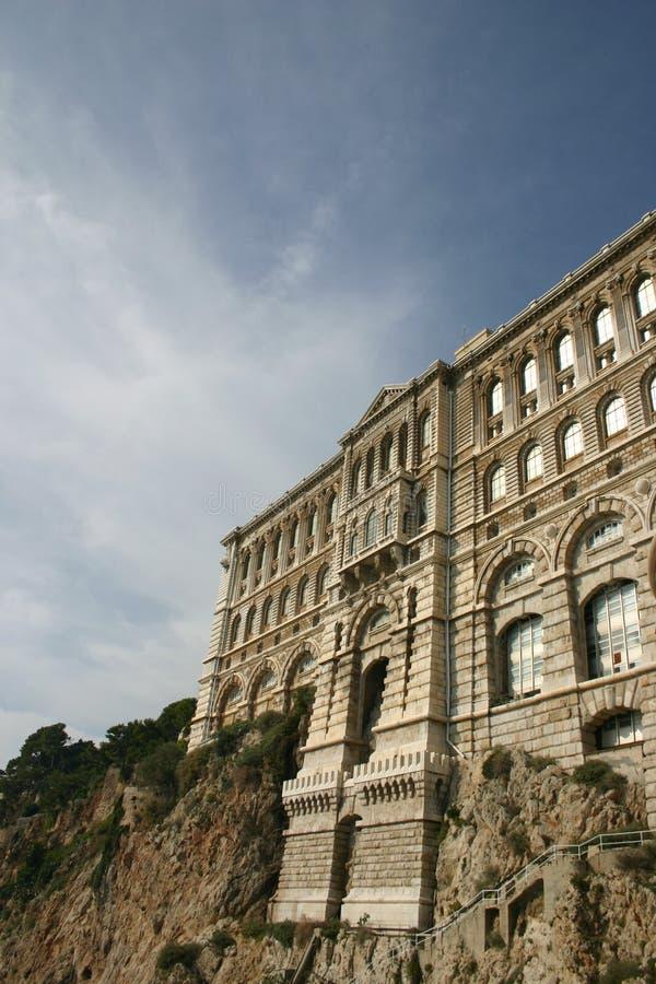 Vista di Monte Carlo fotografia stock libera da diritti
