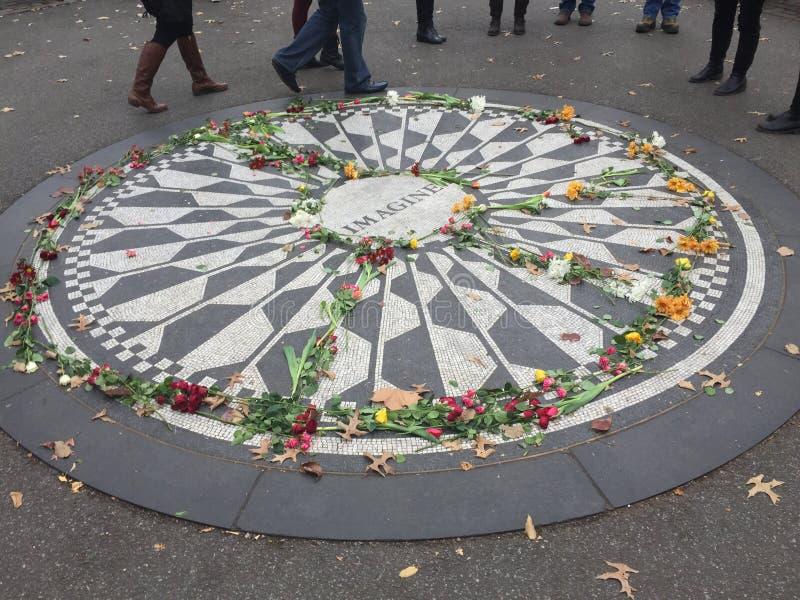 Vista di New York immagine stock