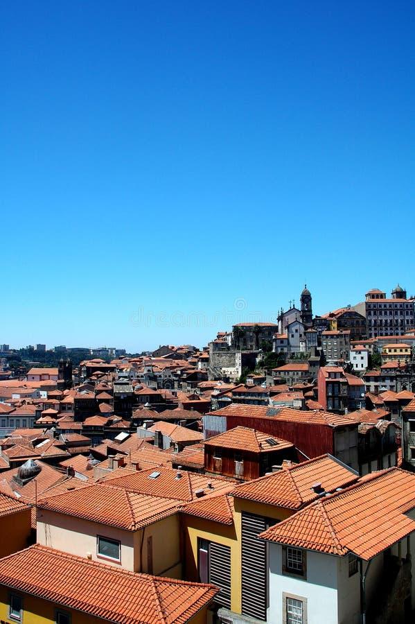 Download Vista Di Panorama Dalla Città Di Oporto Immagine Stock - Immagine di famoso, europa: 3142657