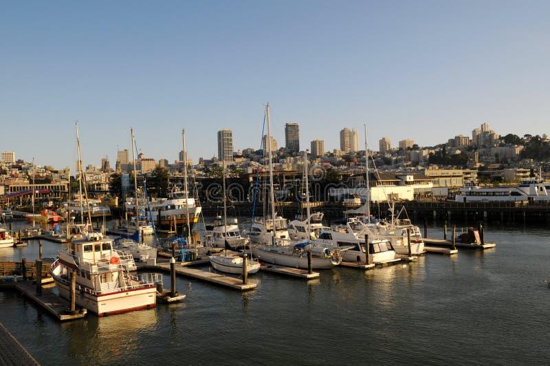 Vista di San Francisco 1 fotografia stock libera da diritti