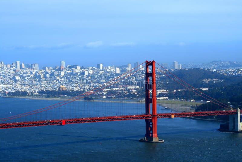 Vista di San Francisco fotografia stock libera da diritti