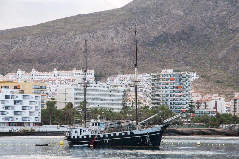 Vista di Tenerife immagine stock libera da diritti