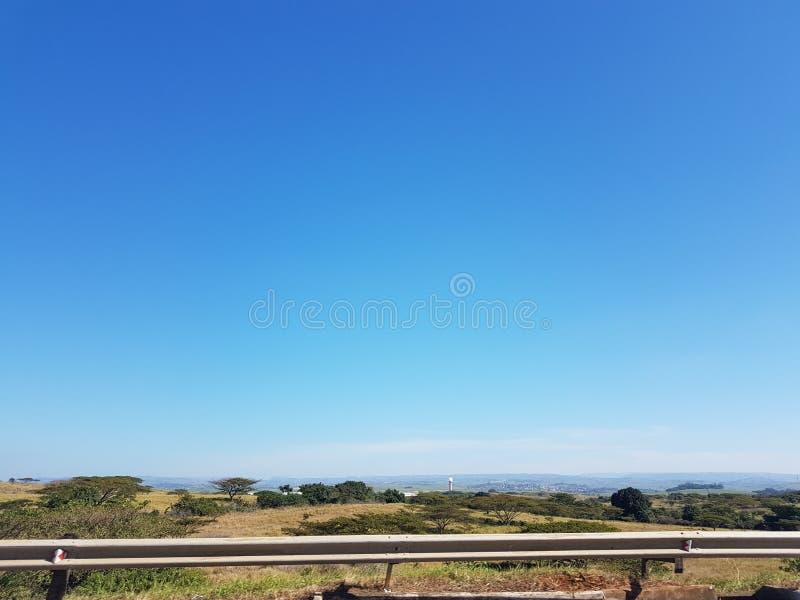 Vista di viaggio immagine stock