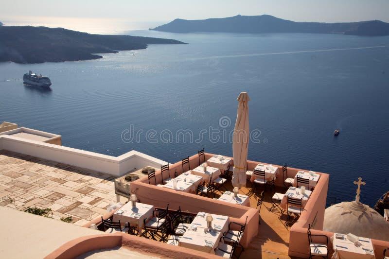 Download Vista Do Console De Santorini. Foto de Stock - Imagem de europeu, europa: 12810694