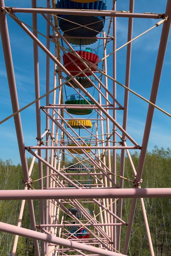 Vista do Ferris fotos de stock