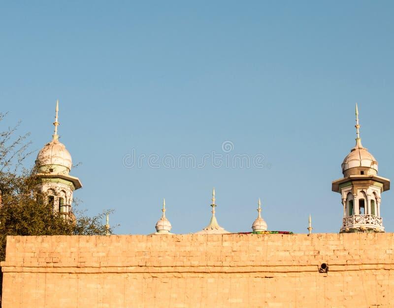 A vista do Heer Ranjha do verso imagens de stock royalty free