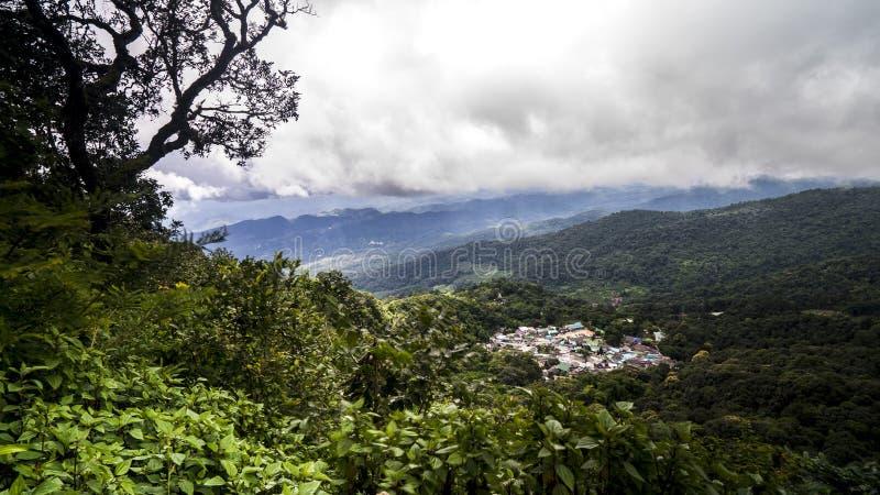 Vista do Hmong fotos de stock royalty free