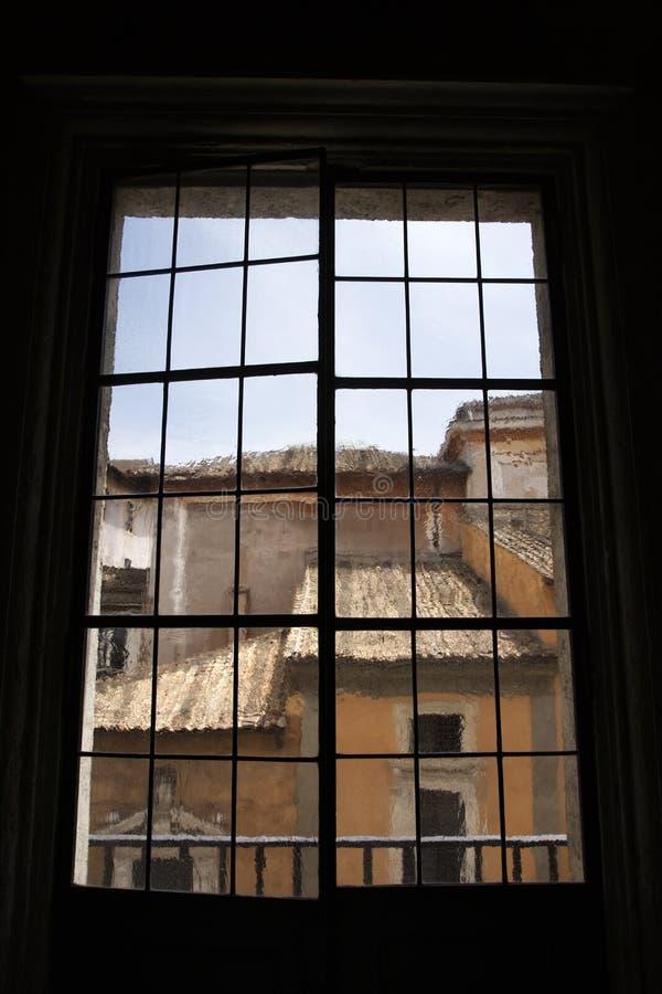 Vista do indicador em Roma, Italy. imagens de stock royalty free
